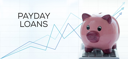 PAYDAY LOANS CONCEPT
