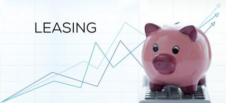 residental: LEASING CONCEPT Stock Photo