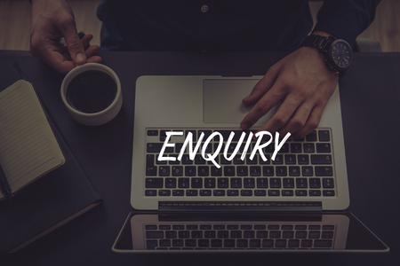 ENQUIRY CONCEPT