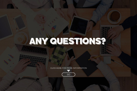 questions: ANY QUESTIONS? CONCEPT