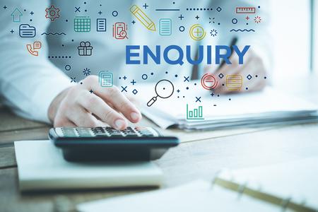 enquiry: ENQUIRY CONCEPT