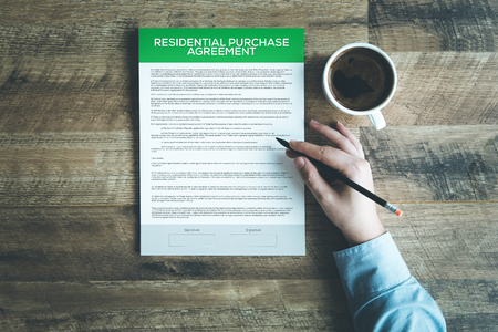 purchase: RESIDENTIAL PURCHASE AGREEMENT CONCEPT