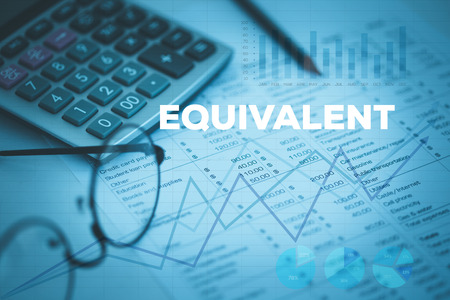 equivalence: EQUIVALENT CONCEPT