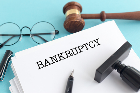 insolvent: BANKRUPTCY CONCEPT
