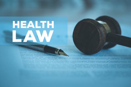 HEALTH LAW CONCEPT