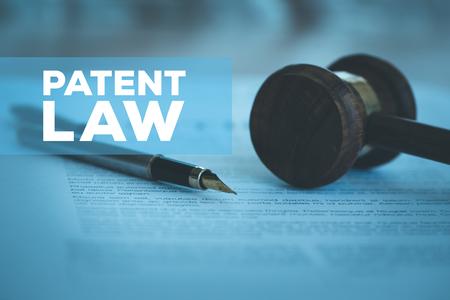 PATENT LAW CONCEPT