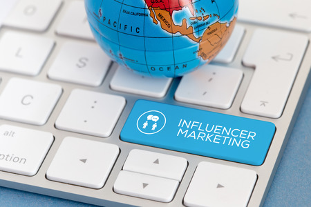 influencer: INFLUENCER MARKETING CONCEPT