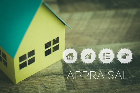APPRAISAL CONCEPT Stock Photo