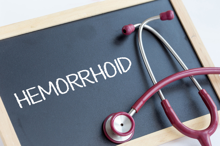 hemorrhoid: HEMORRHOID CONCEPT