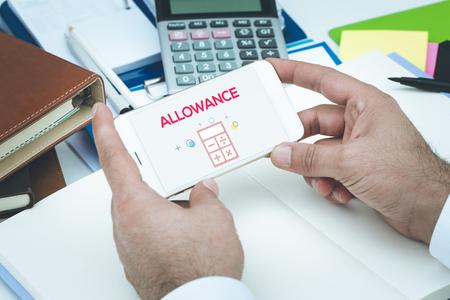 allowance: ALLOWANCE CONCEPT