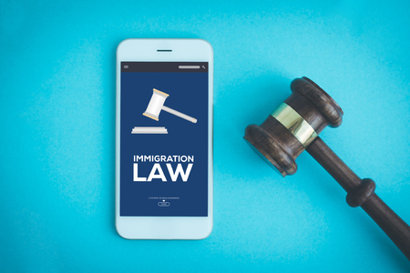 ordenanza: IMMIGRATION LAW CONCEPT