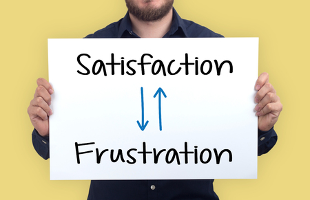 SATISFACTION-FRUSTRATION CONCEPT