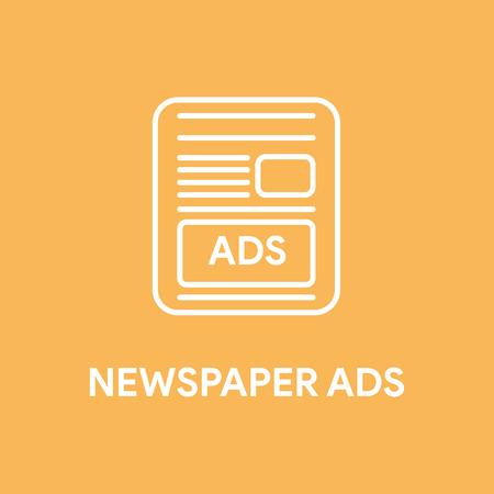 NEWSPAPER ADS CONCEPT