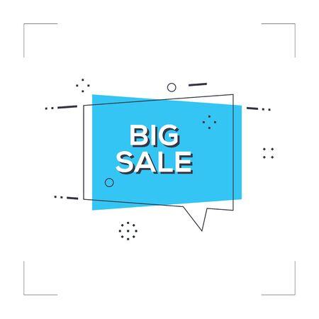 Big Sale Concept