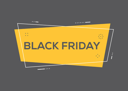 Black friday concept Stock Vector - 85817241