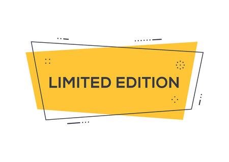 Limited edition concept Çizim