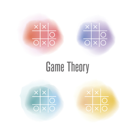 Game Theory Concept Illustration
