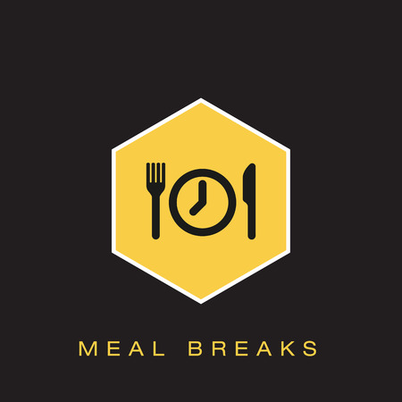 Meal Breaks Icon