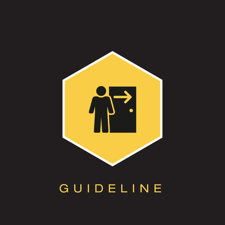 Guideline Icon