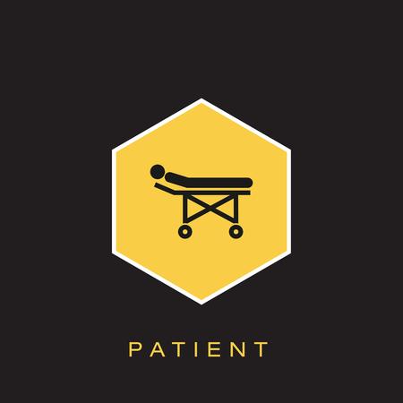 Icono de paciente