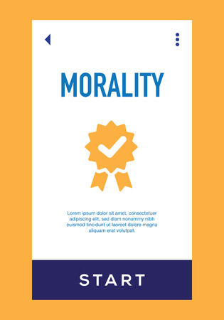 Morality Icon