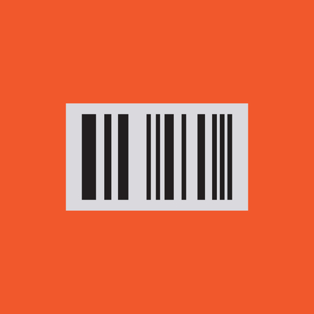 BARCODE FLAT ICON