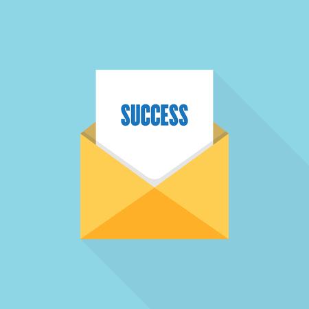 SUCCESS LETTER MESSAGE