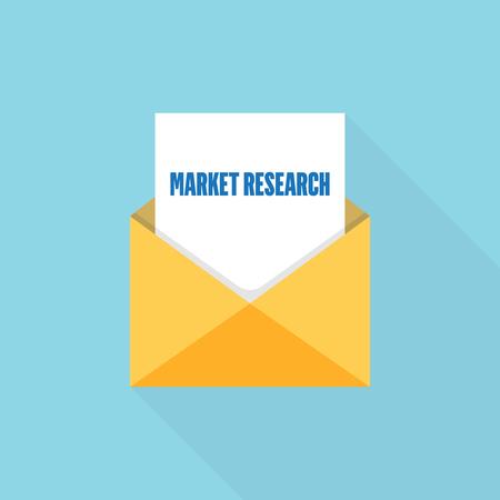 Market research letter message