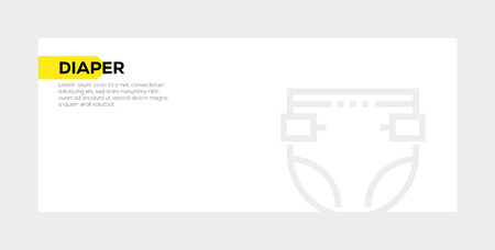 DIAPER banner concept