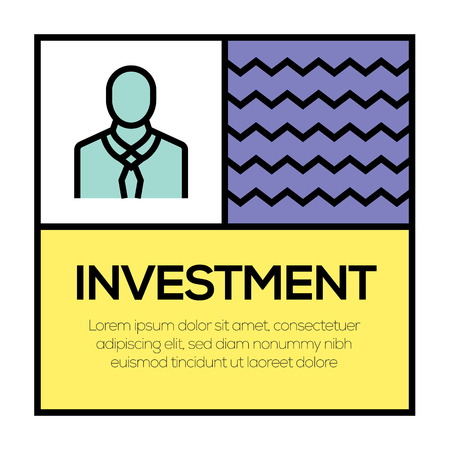 INVESTMENT ICON CONCEPT