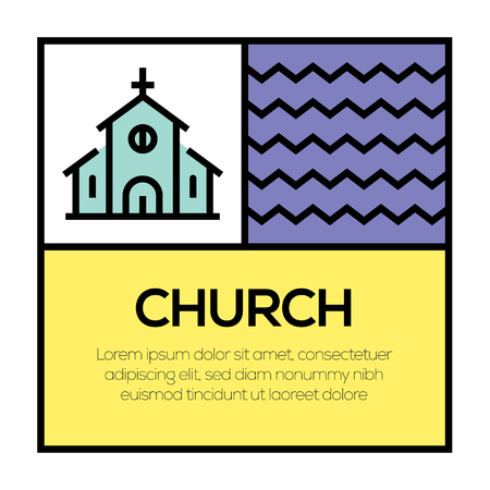 CHURCH ICON CONCEPT