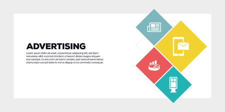 ADVERTISING BANNER CONCEPT