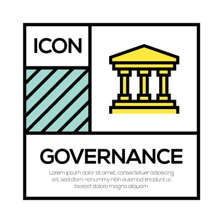 GOVERNANCE ICON CONCEPT