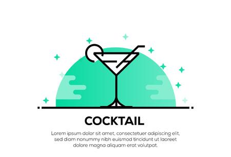 COCKTAIL ICON CONCEPT