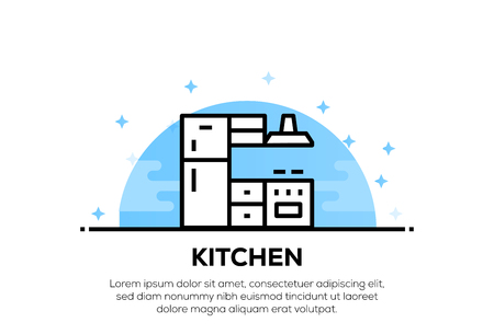 KITCHEN ICON CONCEPT