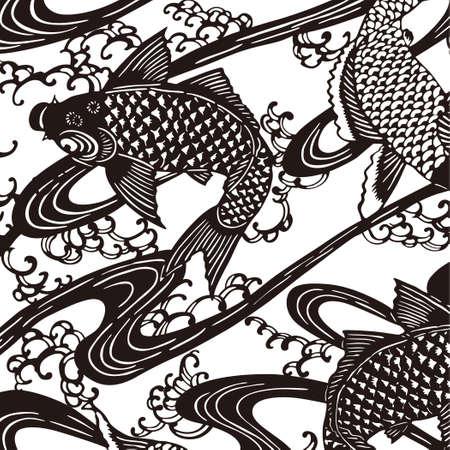 dyeing: pattern
