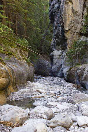 canmore: Grotto Canyon
