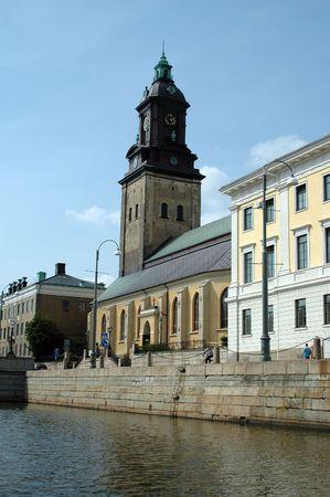The German Church, Gothenburg, Sweden Reklamní fotografie