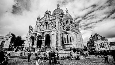 basillica: basilica sacre coeur paris