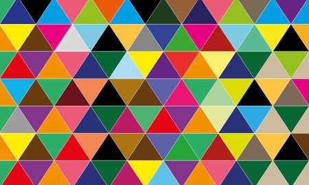 triangles Stock Vector - 20666819