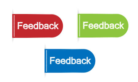 icons feedback Vector