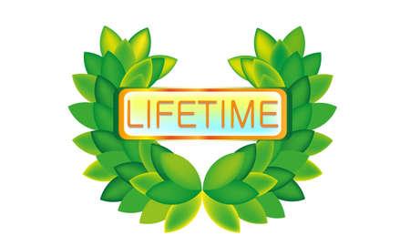 surety: foglie di corso della vita