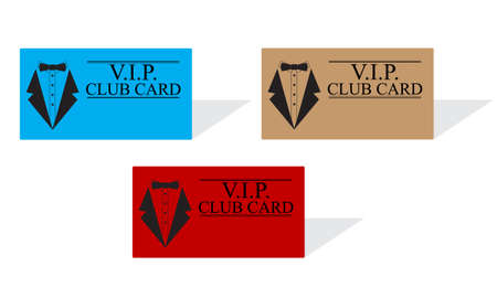 closed society: vip club cards