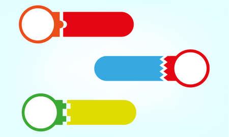 Vector color icons Vector