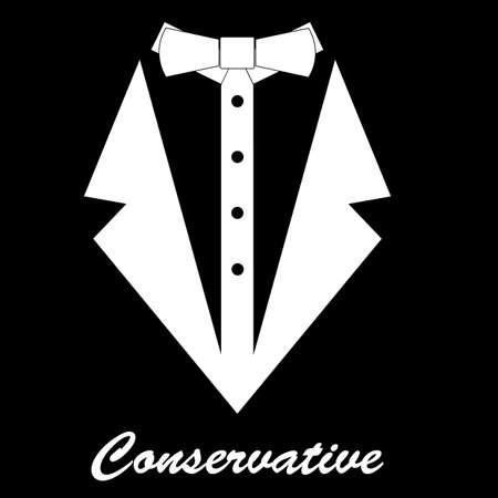 erhaltend: Konservativen Hintergrund
