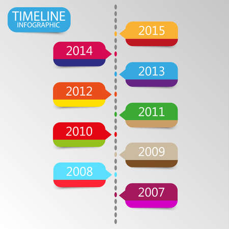 timeless: Illustration timeless color template