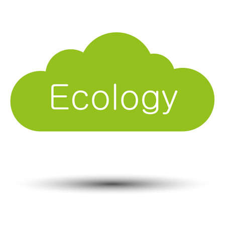 ecology cloud background