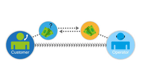 borrow: borrow money info graphic Illustration