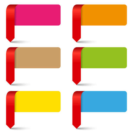 vector color empty pointers collection