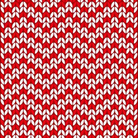 textura lana: vector lana textura con adornos